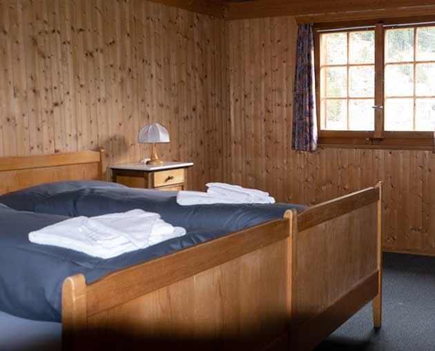 Zimmer im Gasthaus Rathaus im Safiental